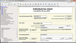 [TAX] Preparing tax returns