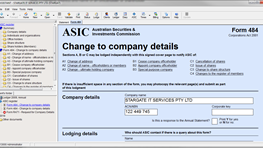 [ASIC] Changing address and name of an officeholder or shareholder